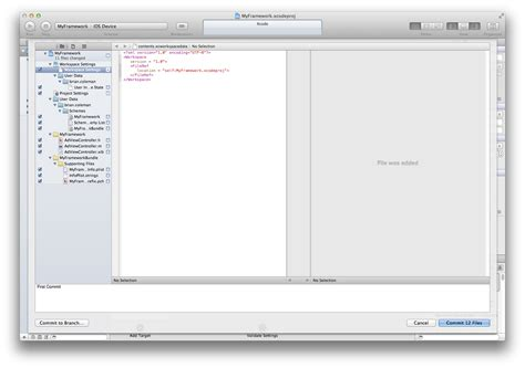 git tutorial ios using sub projects git submodules to create a framework