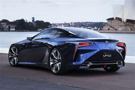 lexus concept lf lc lexus lf lc blue concept el h 237 brido perfecto lista de