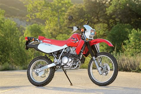 honda xr 650 dual sport test honda xr650l dirt bike magazine