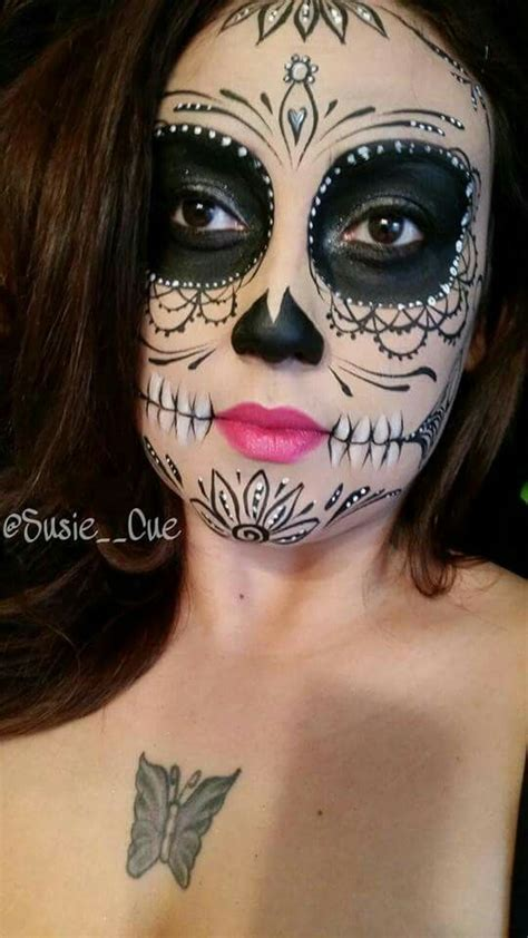 makeup dia day of the dead makeup dia de los muertos makeup