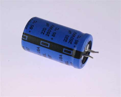 reliability of cde aluminum electrolytic capacitors 380l221m250h042 cde capacitor 220uf 250v aluminum electrolytic snap in 2020030797