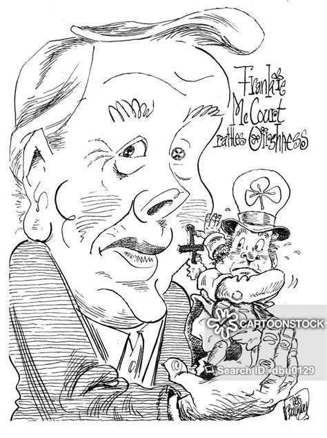 Frank Mccourt Cartoons and Comics - funny pictures from