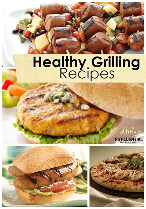healthy grilling recipes fitfluential