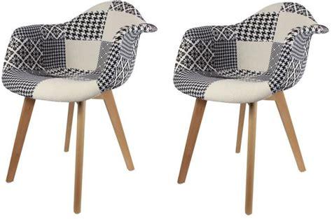 Supérieur Chaise De Jardin Design #1: lot-de-2-fauteuils-scandinaves-patchwork-bicolores-dalvik-design_182060_680x450.jpg