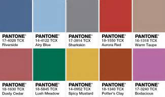 2017 pantone colors 28 fall 2017 pantone colors pantone farbpalette herbst 2016 geanel 25 color palettes