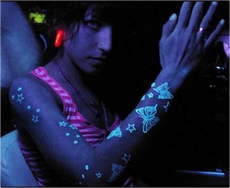 glow in the dark tattoo ink online visible only with black light 39 mysterious glowing tattoos