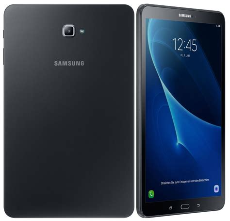 Samsung Galaxy Tab I samsung galaxy tab a 10 1 2016 with 4g lte android 6 0 announced