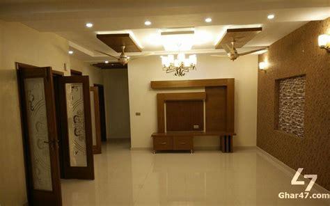 Single Car Garage Designs 10 marla new house in gulbahar block bahria town lahore