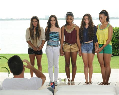 x factor group fifth harmony attempts to make a name for should simon cowell sign fifth harmony fun kids the
