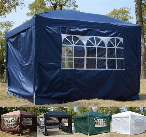 gazebo 2x2 new garden heavy duty pop up gazebo marquee tent