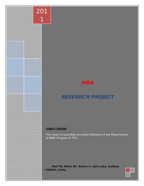 Microfinance Project Report For Mba Pdf by 48947731 A Project Report On Microfinance In India