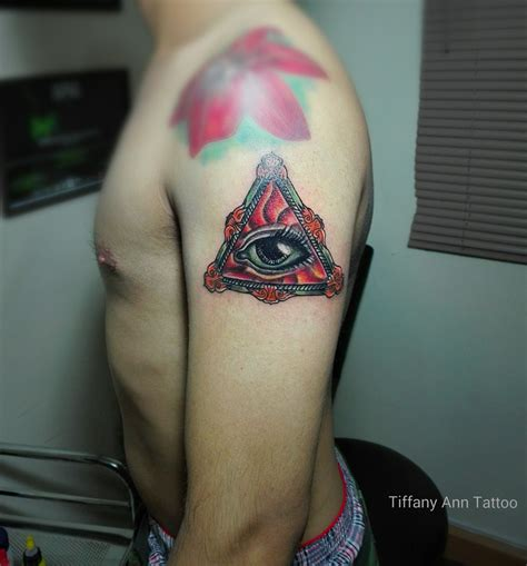 all seeing eye tattoo meaning all seeing meaning