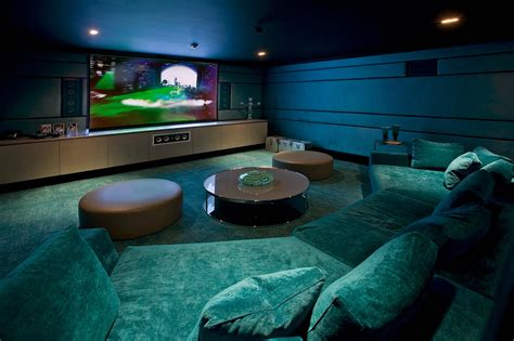 movie room ideas 30 basement remodeling ideas inspiration