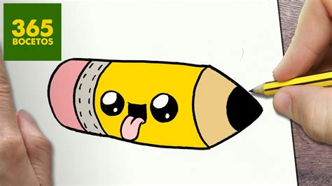 imágenes kawaii fáciles de hacer como dibujar lapiz kawaii paso a paso dibujos kawaii