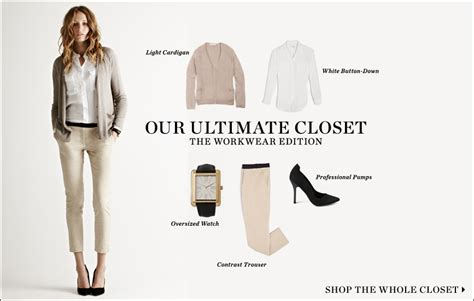 Workwear Wardrobe by Shopbop