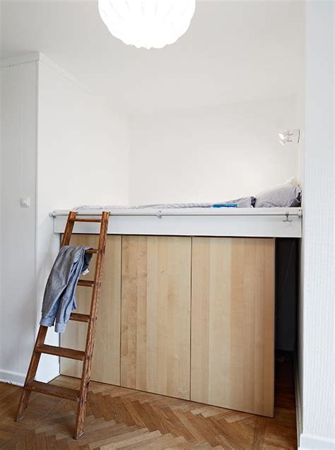 beds storage and closet on pinterest