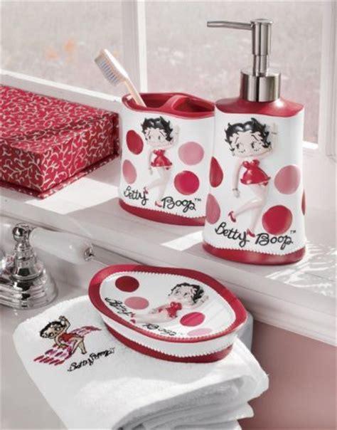 betty boop bathroom accessories betty boop bathroom sets and bathroom on pinterest