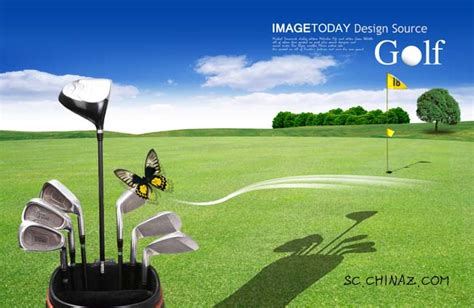 Korea Golf Course Template Over Millions Vectors Stock Photos Hd Pictures Psd Icons 3d Golf Club Website Templates Free