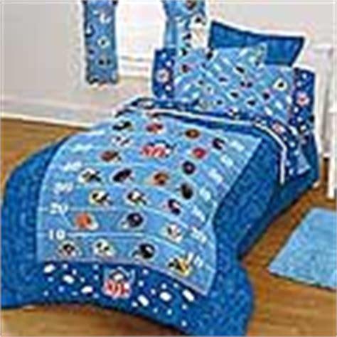 football field comforter nfl on the field football bedding room decor