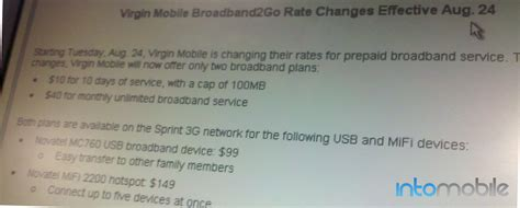 prepaid mobile broadband devices broadband2go virgin exclusive virgin mobile changing broadband2go plans