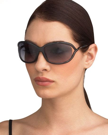 The Sunglasses Of 2007 Tom Ford by Tom Ford Sunglasses Gray