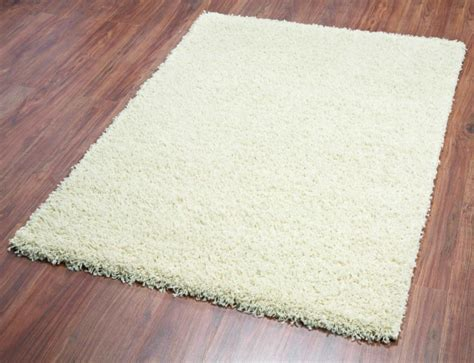 thick soft rugs modern thick soft shaggy rug ivory