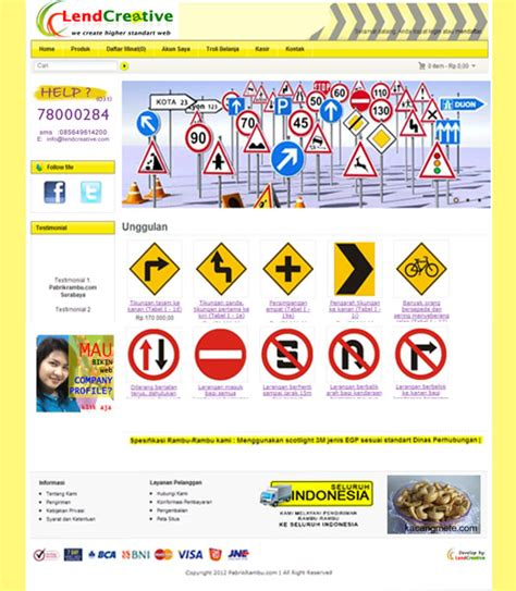 template toko online android template toko online gratis pembuatan website toko online