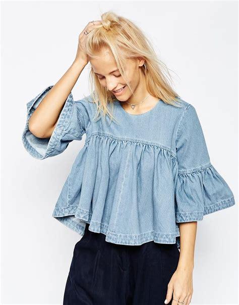 best denim 25 best ideas about denim top on denim shirt