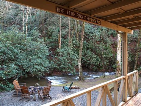 the cottage creek cabins two bedroom one bath