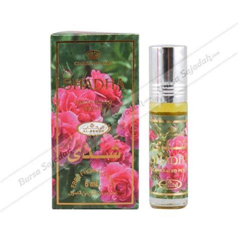 parfum al rehab shadha minyak wangi khusus wanita dengan