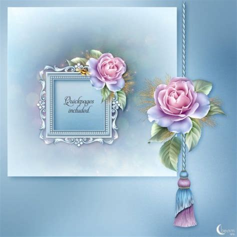 craft card wallpaper moonbeam s quot frosted dreams quot click image to close