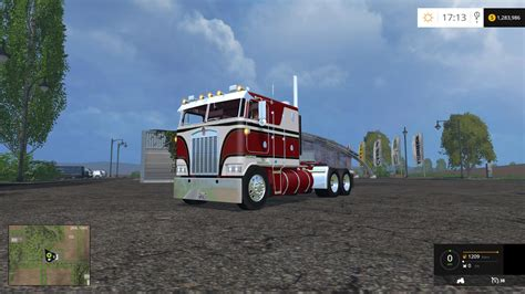 truck hub kenworth trucks kenworth k100 truck v1 0 fs15 mod download