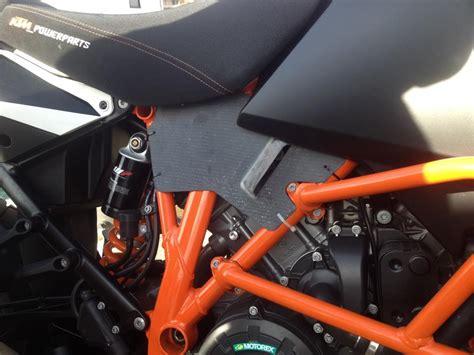 Ktm 1190 Adventure Heat Shield 1190 Adventure Carbon Heat Shield Repost From 1190 Adv