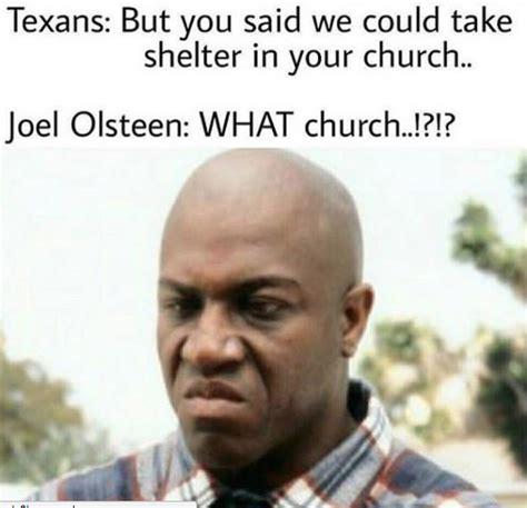 Joel Meme - joel osteen memes top 10 hurricane harvey