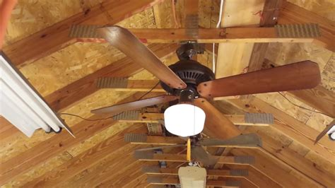 emerson k55 ceiling fan emerson casablanca premium ceiling fan brown k55
