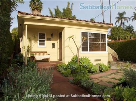 Homes For Rent In Ca by Sabbaticalhomes Santa Barbara California United