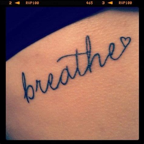 tattoo breathe easy 17 best ideas about breathe tattoos on pinterest celtic