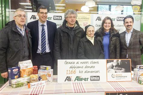 banco alimentare veneto da al 236 72 quintali di cibo in dono al banco alimentare