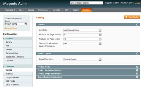 magento xml product layout image gallery magento software