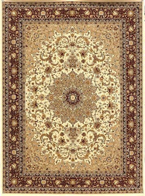 discount rugs cream  burgundy persian rugs oriental