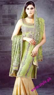 Celebrity Home Interior Green Yellow Sharara