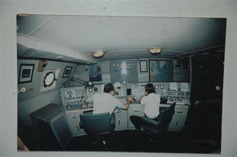 Radio Room Menu by Radio Officers Archives November 2013