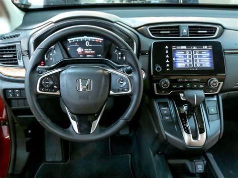 Interior All New Crv by Honda Reveals All New Cr V In Detroit