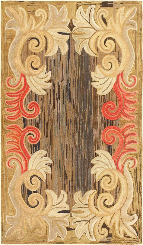 folk hooked rugs 15 best images about antique america rugs on antiques beautiful and folk