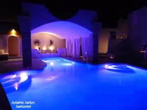 Infinity Pool Honeymoon Infinity Pools Astarte Suites Hotel Santorini Greece