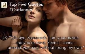 Goodreads Blog Post: Top Five Outlander Quotes on Goodreads