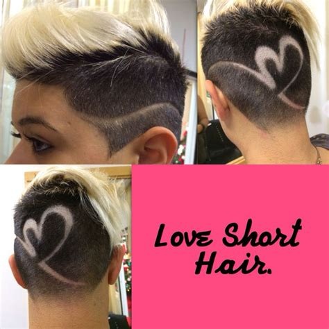 haircut designs with hearts 17 best images about hair tattoos i love on pinterest