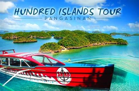 glass bottom boat hundred islands 63 off hundred islands day tour package promo in pangasinan