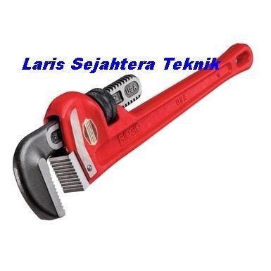 Kunci Inggris Merek Tekiro jual kunci pipa 12 in ridgid 31015 harga murah jakarta oleh toko laris sejahtera teknik