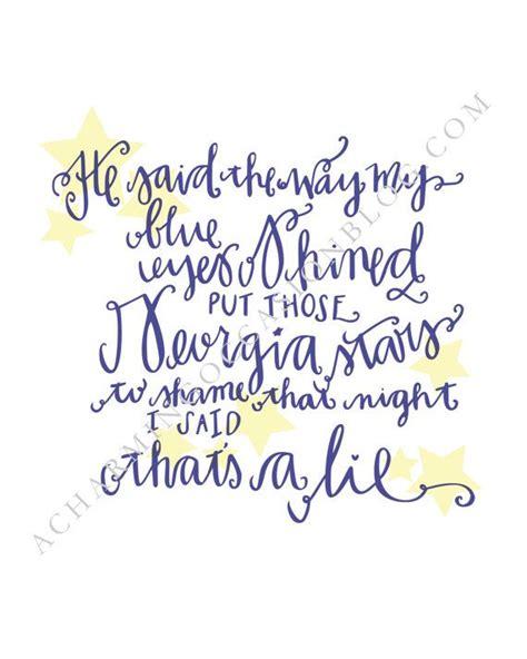 Printable Lyrics By Taylor Swift | taylor swift lyrics print tim mcgraw by acharmingoccasion